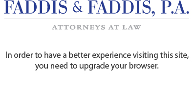 Faddis&Faddis, Attorneys at Law